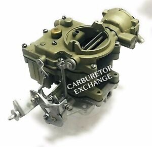 1964 Buick Rochester 2 Barrel Carburetor Water Choke