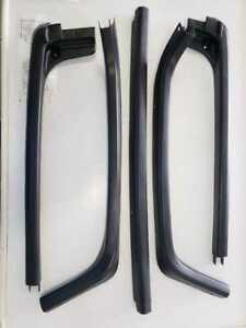 99 00 01 02 03 Chevy Tracker Suzuki Vitara Convertible Soft Top Trim Set
