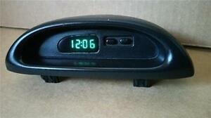1994 1998 Ford Mustang Digital Dash Clock Tested Works 94 95 96 97 98 Oem