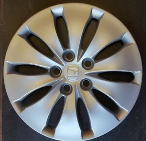 One 16 Honda Accord 2008 2012 Hubcap Wheel Cover Rim Cover 55071
