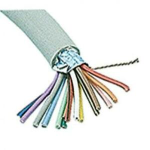 Jameco Valuepro Sc15 100 Multi conductor Cable Shielded 15 Conductor 24