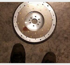 Aluminum Flywheel For Ford 6 Bolt