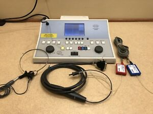 Interacoustics Aa222 Diagnostic Audiometer tympanometer middle Ear Analyzer
