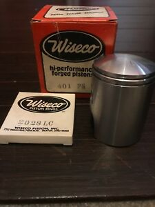 Wiseco 401 Ps Forged Pistons