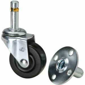 Pennelcom W0958 2 Pushin Caster With Metal Socket