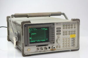 Hp Agilent 8592b 9khz 22ghz Spectrum Analyzer Opt 003 021