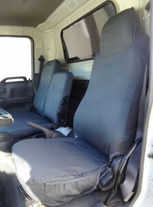 1995 2005 Isuzu Npr And Gmc 4500 Commercial Work Truck Exact Fit Seat Covers