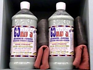 Aluminum Chrome Stainless Cleaner Polish Sealer In 1 By Gord s 32oz X2