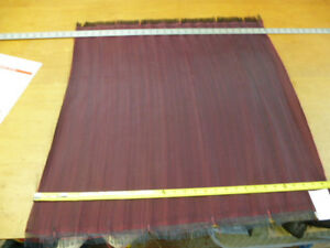 Fabric Made From Horsehair New John Boyd Textiles England 28 Wide 28 Depth
