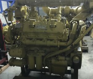 3408 Caterpillar Diesel Engine