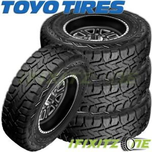 4x New Toyo Open Country R T 35x12 50r22 117q On Off Road Rugged Terrain Tires