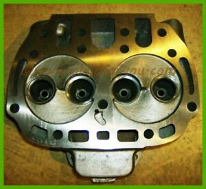 A4625r John Deere 60 Cylinder Head New Guides 2 New Seats Ships Free