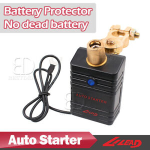 Lilead Car Battery Protector Auto Starter Battery Disconnect System