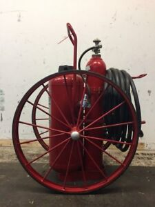 Ansul Model Cr i k 150 c Dry Chemical Fire Extinguisher