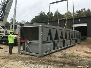 450 Ton Carrier Air Cooled Chiller