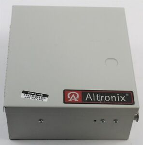 Altronix Altv244ul Cctv Camera Power Supply