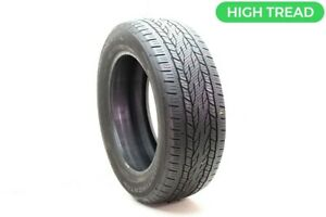 Used 275 55r20 Continental Crosscontact Lx20 111t 8 32