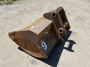 Excavator Bucket 60 Plus Pins