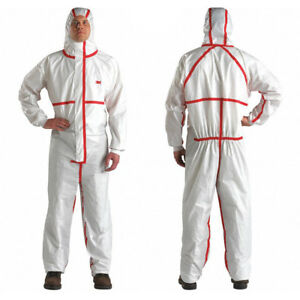 3m 4565 m Disposable Chemical Protective Coverall 25 Pcs