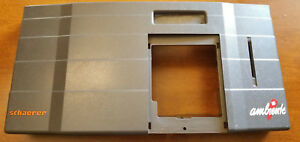 Schaerer Ambiente Front Panel And Panel Cup Plate Combo