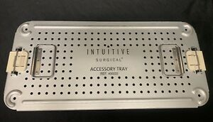 Intuitive Surgical Autoclavable Instrument Tray Case Ref 400222