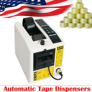 Automatic Tape Dispensers Adhesive Cutter Cutting Packaging Machine Package Tool