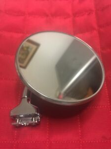 Side Mirror For Retro Cars Vintage Cars Accessories Round Mirror For Old Car