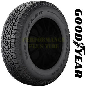 Goodyear Wrangler Trailrunner A t 275 60r20 115s quantity Of 4