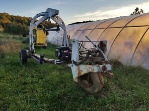 Brindle Tank Buggy Carrier Trailer