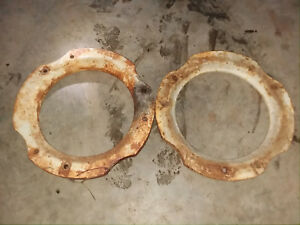 Ford Tractor Wheel Weights 960e 1076 2000 4600