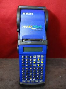 Brady Mandimark Portable Thermal Label Maker