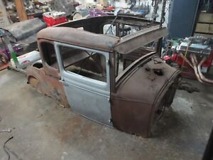 1930 1931 Model A Ford Coupe Body Parts