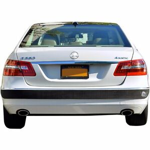 Universal Car Front Rear Bumper Guard Stick On Protector For Full Protection