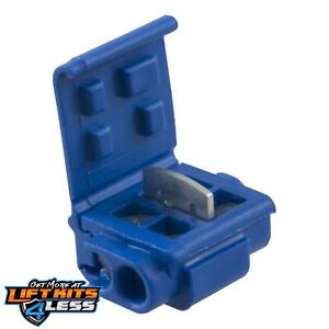 Curt 59956 Snap Lock Tap Connectors With Gel Sealant All Non spec Vehicle
