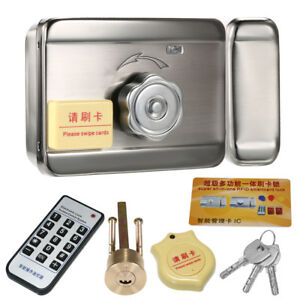 Ic Card Electronic Lock Of Electric Control Door Lock For Access Control System