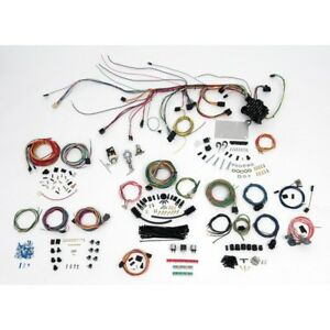 1960 66 Chevy Truck Classic Update Wiring Harness Kit American Autowire 500560