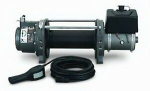 Warn 30282 Series 9 Hydraulic Industrial Winch