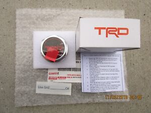 Fits 11 19 Toyota Tacoma Trd Performance Oil Filler Cap Usa Version New