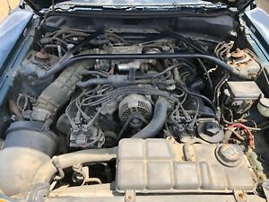 1997 Ford Mustang Engine Motor 4 6l V8cyl Grade A Oem Tested 166k Miles