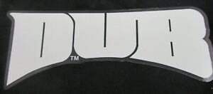 Dub Stickers 6 X2 for 4 Stickers