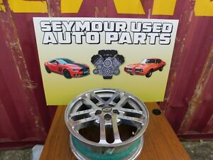 2002 2003 04 2005 Chevrolet Cavalier Wheel 16x6 Aluminum 10 Spoke Chrome Opt Pfc