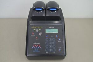 Mj Research Ptc 200 Pcr Dna Engine Thermal Cycler W Dual 48 Alpha Block 14842