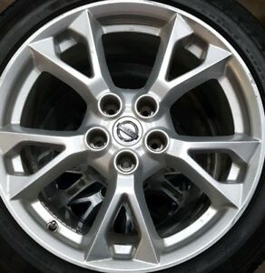 18 x8 Incih Nissan Maxima 2012 2014 Oem Factory Original Alloy Wheel Rim 62582a