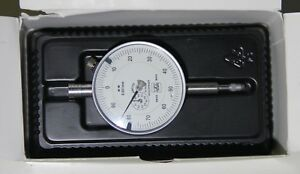 Tesa Swiss Made Precision Dial Indicator Range 0 1 Mm Graduation 0 001 Mm