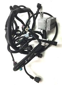 New Oem Chevy Captiva Sport Front 4wd Lamp Wiring Harness 12 15 22923528