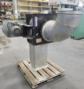 Chicago Centrifugal Blower 10 Hp 3ph 16 1 2 shipping Available 3169sr