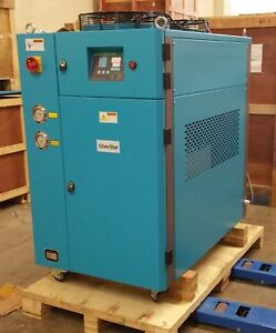 2017 Skyline Sac 05 5 Ton Air Cooled Chiller 230v 3 Phase Perfect Condition