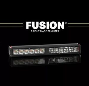New Feniex Fusion 200 Bar stick Light Dual Color new Fusion Universal Line Led