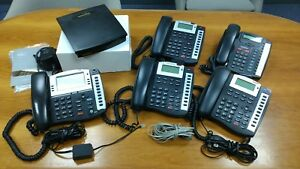Fortivoice Talkswitch 240vs Pbx Telephone System