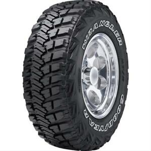1 New Goodyear Wrangler Mt r Tires With Kevlar 31x10 50r15 109q 31105015